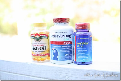grain brain recommended supplements