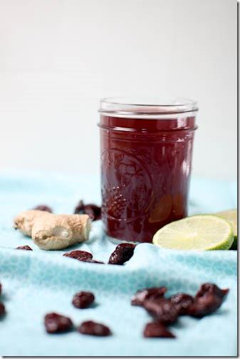 tart cherry juice recipe
