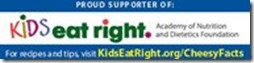 kids eat right seal