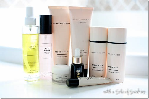 beautycounter natural beauty products