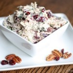 healthy chicken salad recipe with nuts