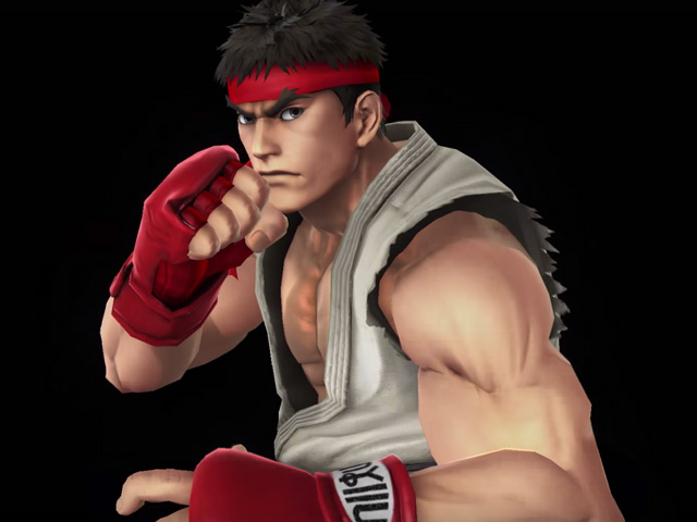 E3 2015 Roy Ryu And YouTube Come To Smash Bros SideQuesting