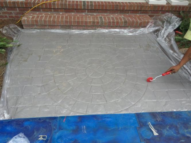 Decorative Concrete Orlando Cts Rapid Set Level Flor
