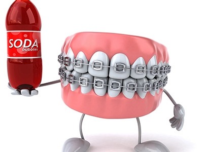Teeth Soda
