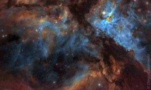 Carina Nebula - By Diego Colonnello