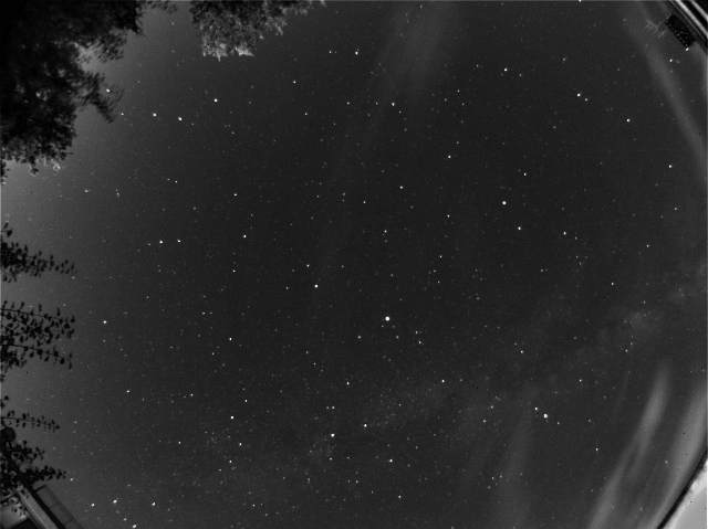 2.1mm All Sky Image