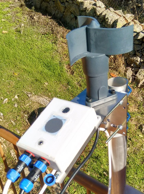 Complete Anemometer