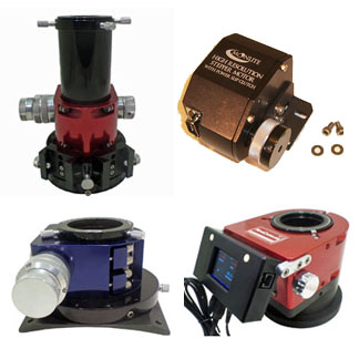Focusers and Controllers