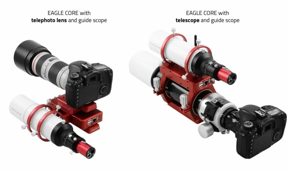 EAGLE CORE Configurations