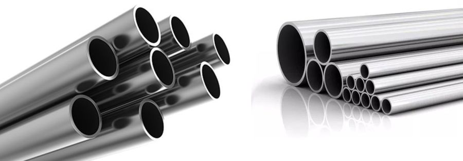tubi acciaio INOX slide410