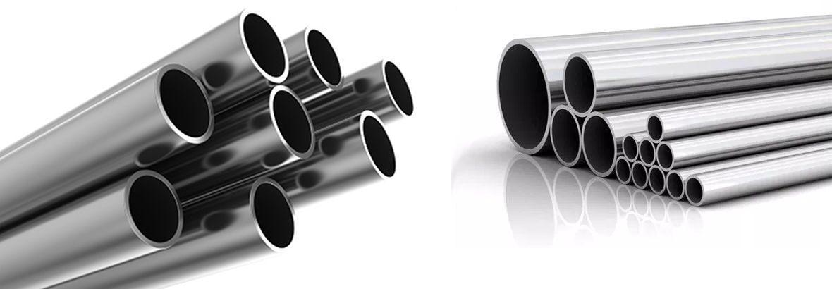 Tubi in acciaio inox