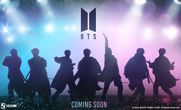 BTS Collectibles Coming Soon