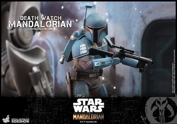 Death Watch Mandalorian Sixth Scale Figure by Hot Toys