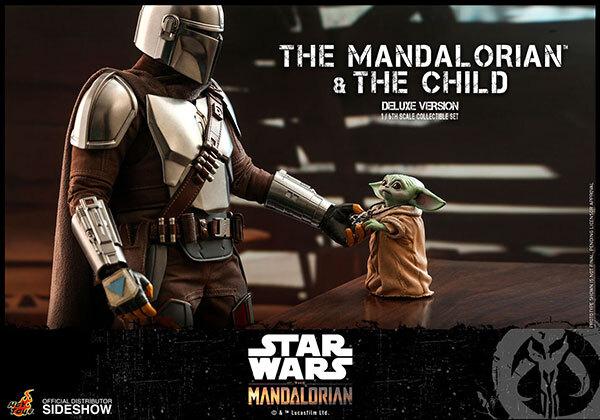 The Mandalorian™ & The Child™ (Deluxe Version) Figure Set