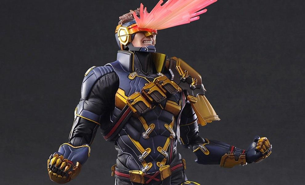 marvel cyclops collectible figure
