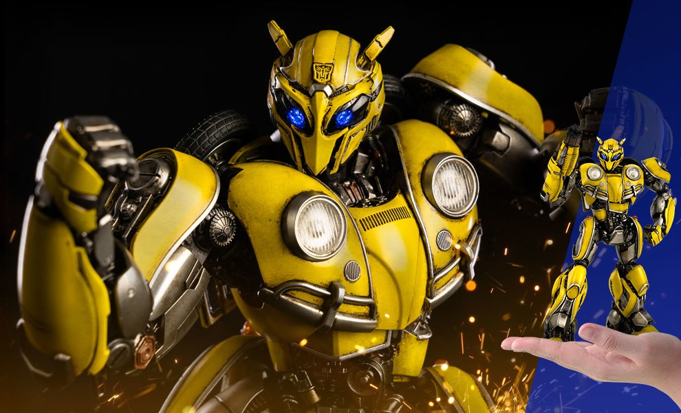 transformers bumblebee collectible figure