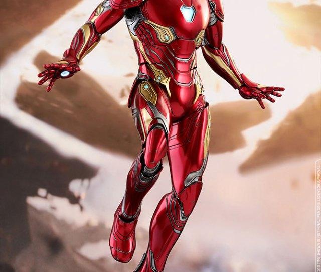 Iron Man Prototype Shown