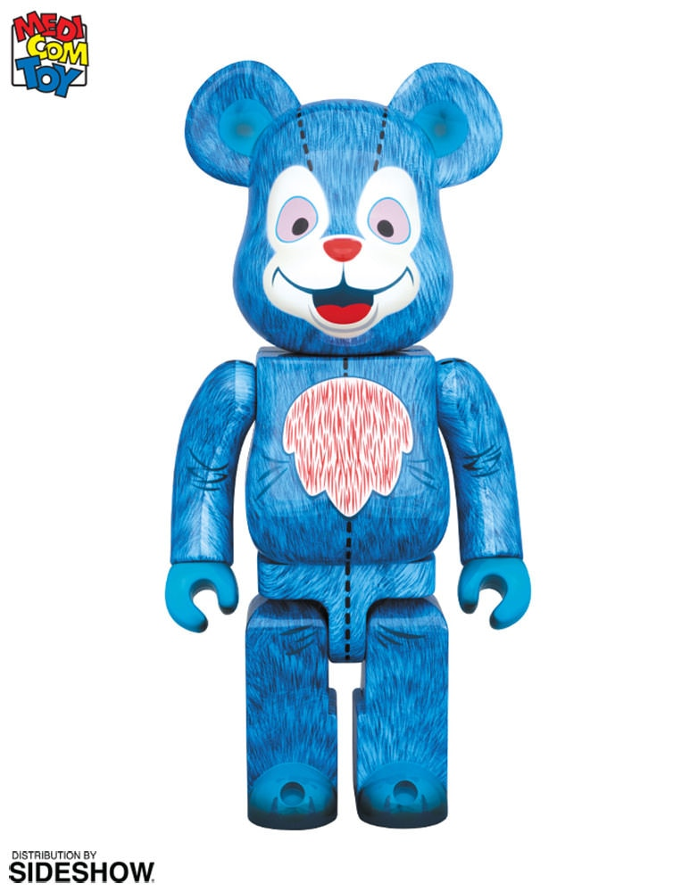 IT Bear Bearbrick IT Bear 400 Figure by Medicom Toy   Sideshow Collectibles