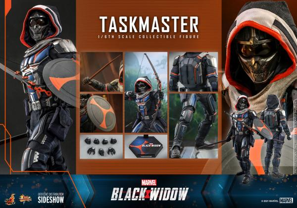 Taskmaster Sixth Scale Figure by Hot Toys