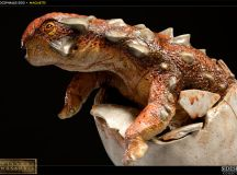 Dinosauria Euoplocephalus in Egg Maquette by Sideshow ...