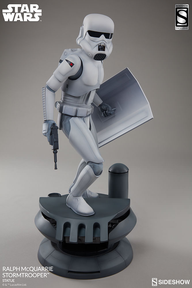 Series Order First Black Stormtrooper