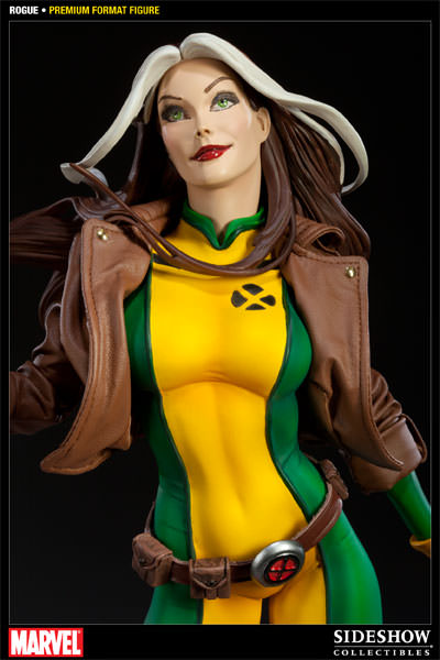 Lg Animated Wallpaper Marvel Rogue Premium Format Tm Figure By Sideshow