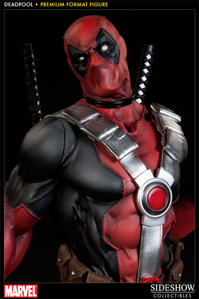 X Force Iphone Wallpaper Marvel Deadpool Premium Format Figure By Sideshow