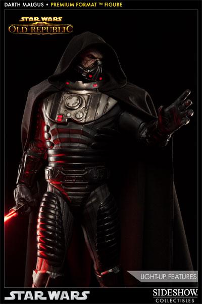 Star Wars Darth Malgus Premium Format Figure By Sideshow