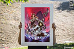 Gamora Angela Premium Art Print