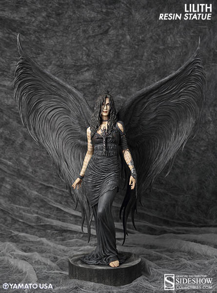 Image result for life size statue of lilith