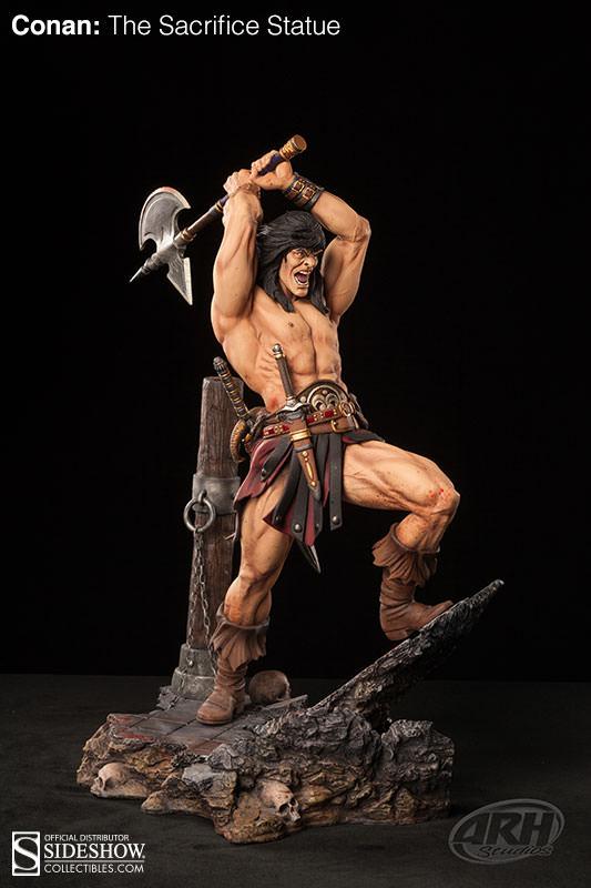 Conan The Sacrifice  Sideshow Collectibles