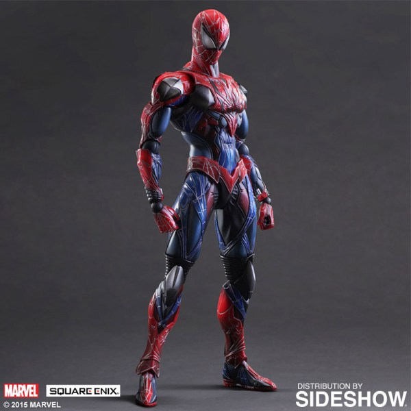 Marvel Spider-man Variant Collectible Figure Square