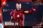 Hot Toys Iron Man Mark IV Sixth Scale Figure