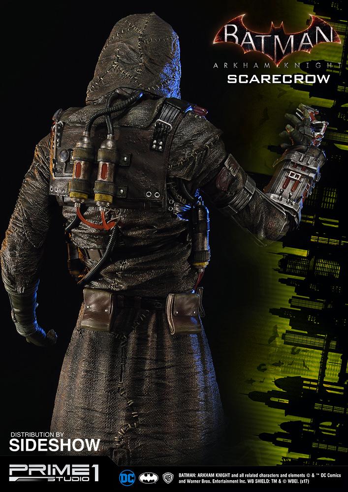 DC Comics Scarecrow Statue By Prime 1 Studio Sideshow