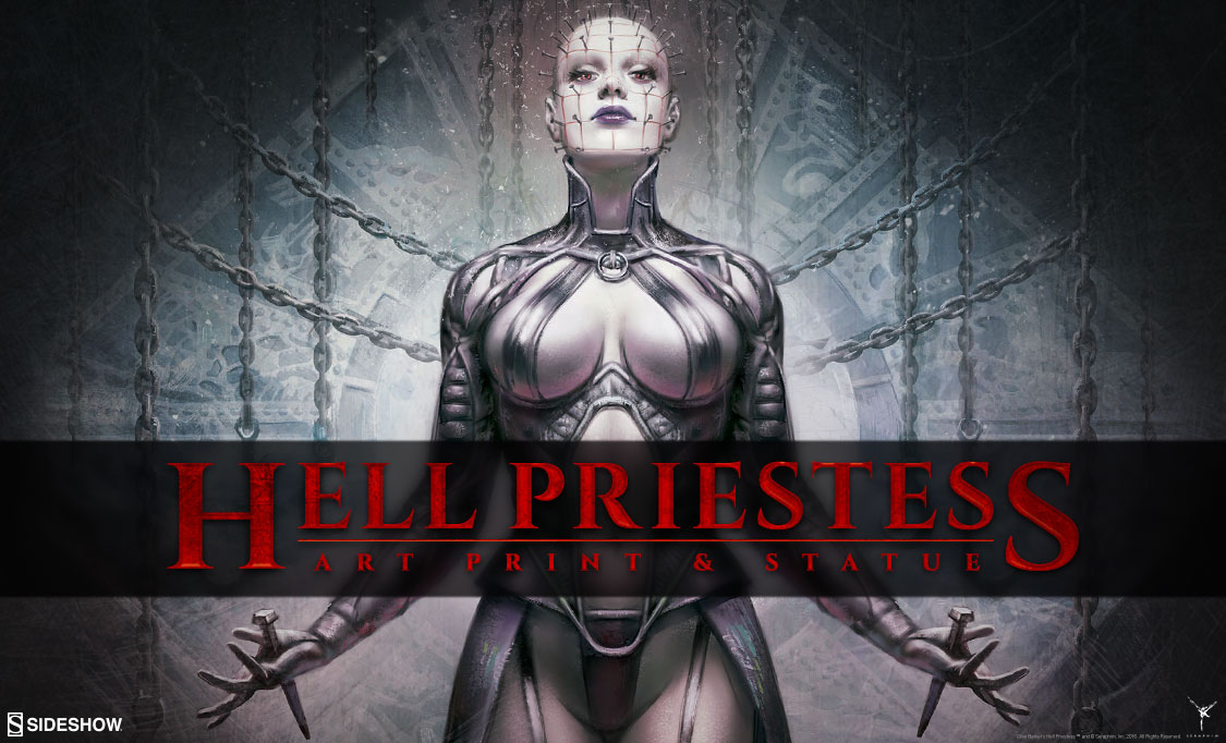 Hell Priestess Collection