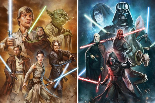Sideshow And Acme Archives Announce Star Wars Art Prints