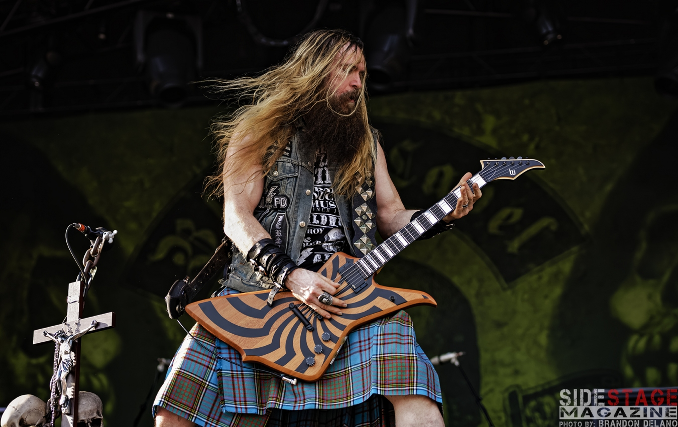 It's just an image of Current Black Label Society Setlist 2020