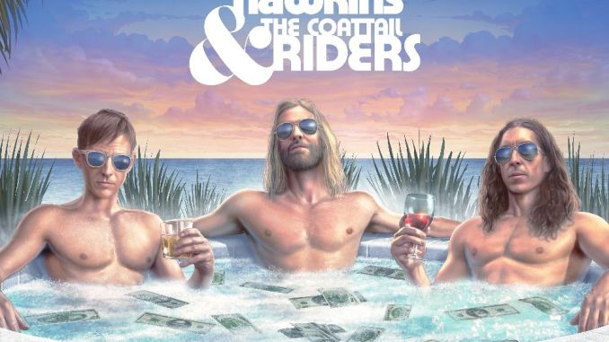 """TAYLOR HAWKINS & THE COATTAIL RIDERS: """"I REALLY BLEW IT"""" ALL-STAR VIDEO LIVE NOW"""
