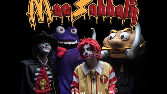 MAC SABBATH Hits the High Seas on the Monsters of Rock Cruise + Celebrates Thanksgiving Week with Two California Shows