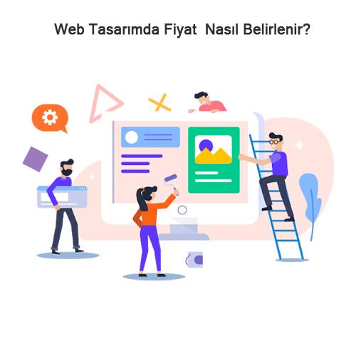 Web Tasarımda Ücretlendirme