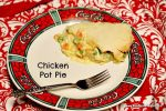 Chicken Pot Pie - a Freezer Meal