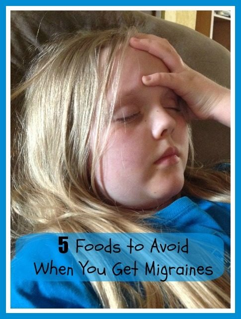 5 Foods to Avoid When You Get Migraines