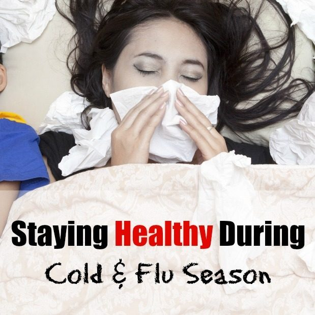 Staying Healthy During Cold & Flu Season