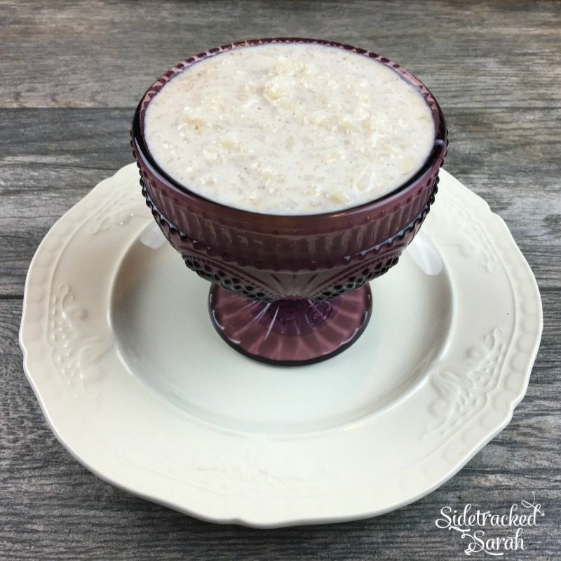 Slow Cooker Easy Rice Pudding Recipe – The Perfect Comfort Food