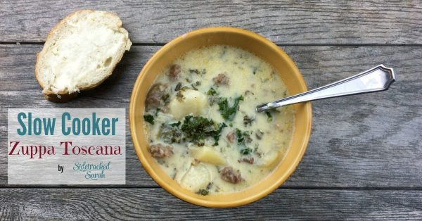Slow Cooker Zuppa Toscana Soup Recipe Olive Garden