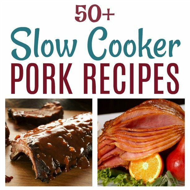 Slow Cooker Pork Recipes – 50+ Recipes