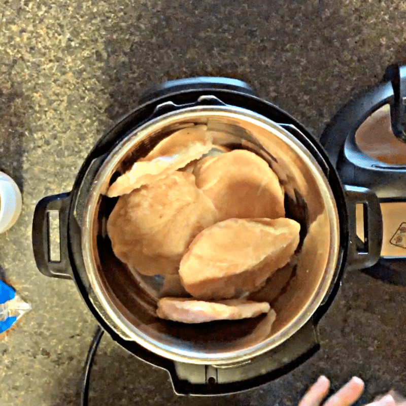 How to Cook Frozen Chicken in the Instant Pot