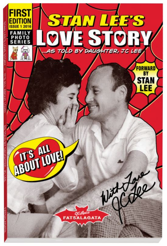 Interview JC Lee Stan Lees Love Story  Sidewalks