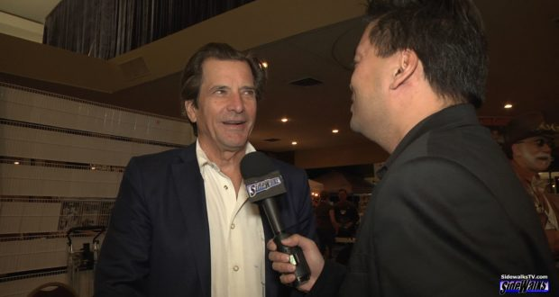 Interview Dirk Benedict  Sidewalks Entertainment