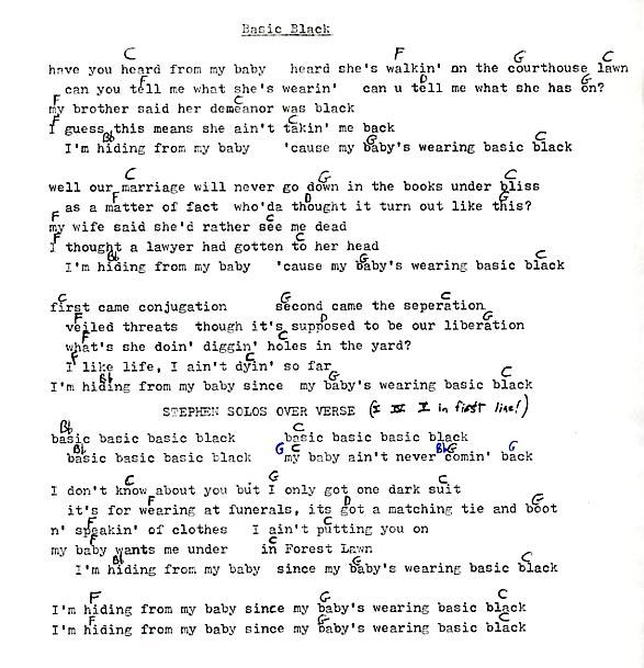 Viva La Vida Piano Letters
